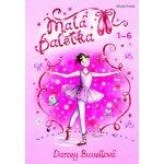 Balíček 6ks Malá baletka 1-6 díl v boxu - Darcey Bussellová
