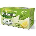 Pickwick Zelený čaj s citronem 20 x 2 g