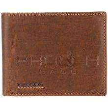 Greenburry Kožená peněženka 683-24 Cognac