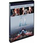 a. i. umělá inteligence DVD