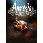 Amnesia: Pád do temnoty