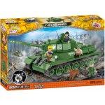 Cobi 2486 SMALL ARMY T-34/85 z filmu Čtyři z tanku a pes 530k 4f