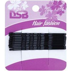 Magnum Hair Fashion pinetky do vlasů Black 10 Ks
