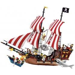 Lego Piráti 6243 Loď Brickbeard s Bounty