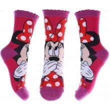 e6bd7246686 Setino Minnie dětské dívčí ponožky 881 080 Fialové