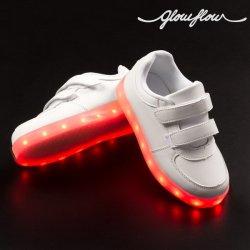 Dětské LED Tenisky GlowFlow Kids alternativy - Heureka.cz 188325e63d3