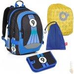 Topgal Sada pro školáka CHI 798 D SET LARGE (batoh,pouzdro,pláštěnka,sáček na cvičky)