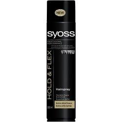 Přípravky pro úpravu vlasů Syoss Hold & Flex lak 300 ml