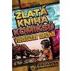 Zlatá kniha komiksů Vlastislava Tomana - Vlastislav Toman - 21x30, Sleva 17%