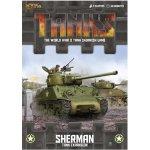 Gale Force Nine Tanks: US Sherman