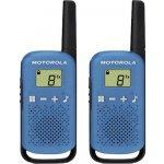 Recenze Motorola TLKR T42