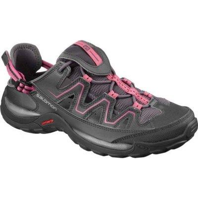 Salomon CUZAMA W růžová dámská hikingová obuv