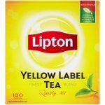 Lipton Yellow label černý čaj 100 s. 200 g