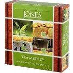 Jones Variace zelených čajů papír 4 x 10 x 1,5 g