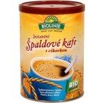 Biolinie špaldové kafe s cikorkou Instantní 100 g