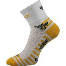 VoXX Cyklistické ponožky Ralf X včely