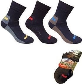 cb64bd7e895 Vavrys ponožky Trek Coolmax 3-Pack