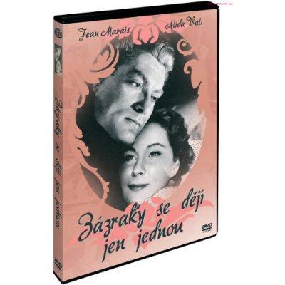 Allégret yves: zázraky se dějí jen jednou DVD