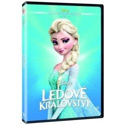 Ledové království DVD