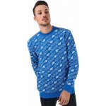 3e57f60f3eeb Adidas Originals Mens Monogram Sweatshirt Blue