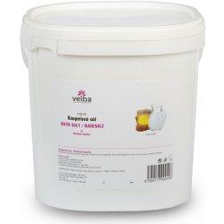 Velba Wellness Koupelová sůl Medové mléko 5 kg