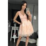 c5c836eee334 Světle růžové plesové šaty - Vyhledávání na Heureka.cz
