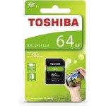 Toshiba SDXC Class 10 64GB THN-N203N0640E4