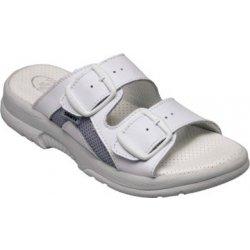 Santé N 517 31S 10 SP zdravotní pantofle bílé od 569 Kč - Heureka.cz 584f277990