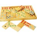 Bigjigs Velké dřevěné domino
