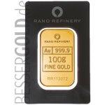Rand Refinery Zlatý slitek 100 g