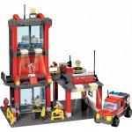 ICOM Blocki hasičská stanice malá 300 dílů