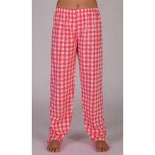 dětské pyžamo vé kalhoty Tereza jahodová