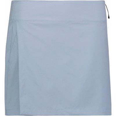sukně se šortkami modrá