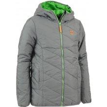 Loap Ulrich L6115 dětská zimní bunda šedá