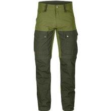 Pánské outdoor kalhoty Fjällräven Keb Gaiter Trousers Olive