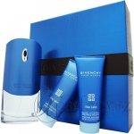 Givenchy Pour Homme Blue Label EdT 100 ml + sprchový gel 75 ml + balzám po holení 75 ml dárková sada
