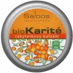 Saloos Bio Karité tělový balzám rakytník 50 ml
