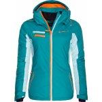 Alpine Pro dámská bunda Alpnie Pro BAUDOUINA tyrkysová