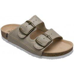 Dětská bota Santé D 203 S12 BP zdravotní pantofel tm.šedá c29bdf7eb2