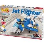 LaQ Hamacron Constructor Jetfighter