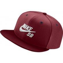 Nike SB Icon Pro vínová