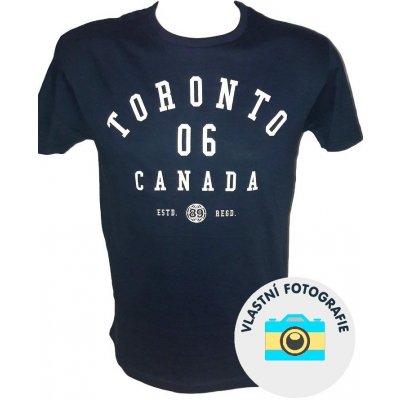 Pánské tričko Primark tmavě modré