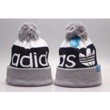 79239c4d21e Adidas Originals Mercer Ballie Pom Beanie Winter grey