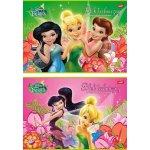 Disney Fairies Víla Zvonilka barevné papíry A4 10 listů 132612