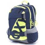 Karton P+P batoh Oxy Neon tmavě modrá