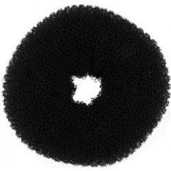 BrushArt Hair Donut vycpávka do drdolu černá (10 cm)