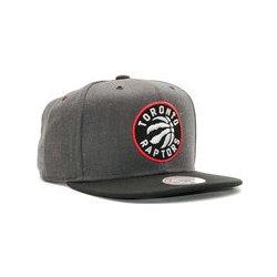 Mitchell   Ness G3 Logo Toronto Raptors Grey Black Snapback šedá   černá    černá 39feac686e5d