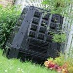 Prosperplast Evogreen 630 l černý IKEV630C - S411
