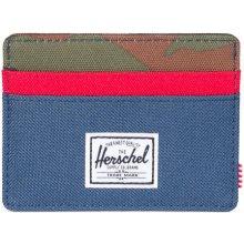 Herschel Supply Charlie RFID Navy/Red/Woodland