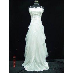 Bílé svatební šaty levně prodej šaty na věneček alternativy - Heureka.cz 64cf0c3f7b